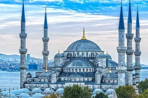 Sultanahmed Mosque opening hours, prayer times