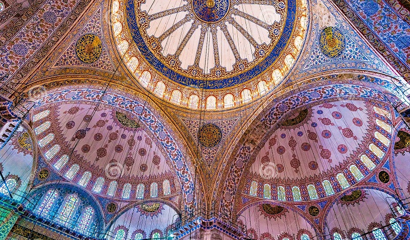 istanbul blue mosque private tour
